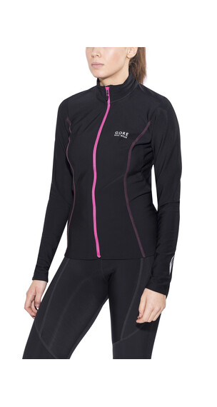 GORE BIKE WEAR Element Thermo jersey lange mouwen Dames zwart